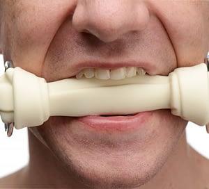 Silicone Bone Gag Demo