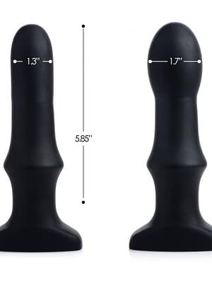 Swell Inflatable Vibrating Anal Plug Demo