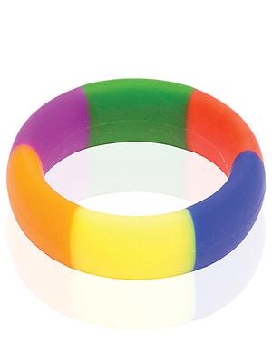 Rainbow Cock Ring