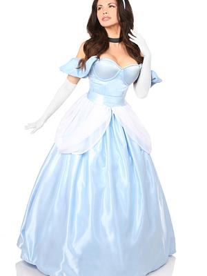 Fairytale Princess Corset Costume