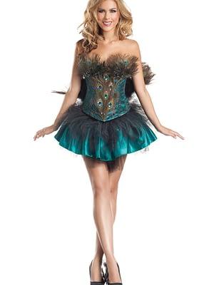 Peacock Princess