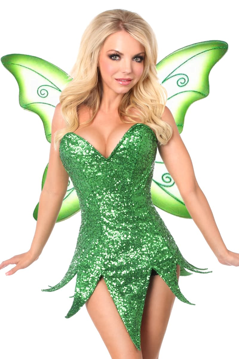 Costume sexy tinker bell