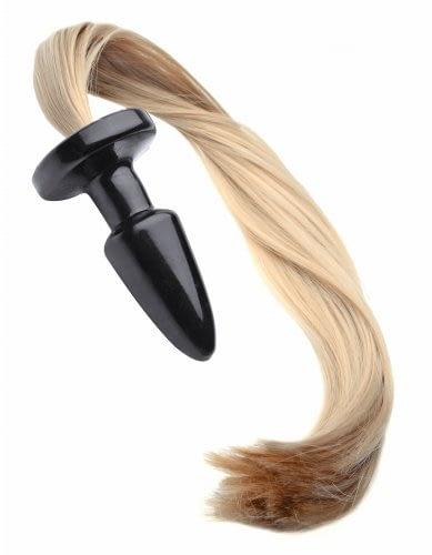 Blondie Pony Tail Plug