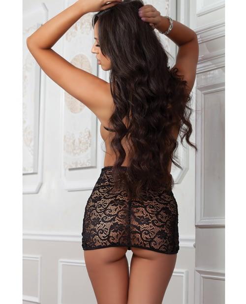 Chantilly Dress Back View