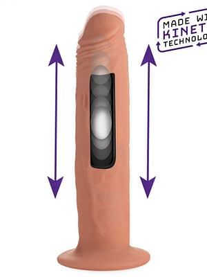 Remote Controlled Thumper Dildo Demo
