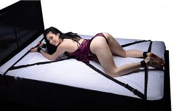 Interlace Bed Restraint Set Demo