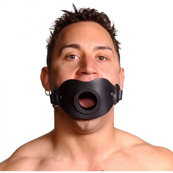 Feeder Locking Open Mouth Gag Demo