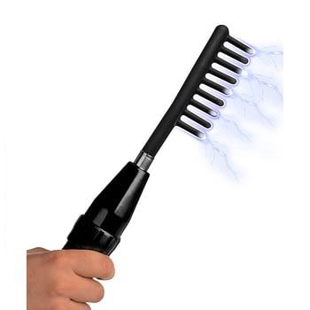 Electric Comb Silicone eStim Attachment Demo