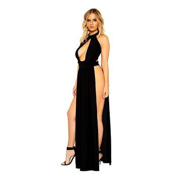 Open Desires Maxi Dress