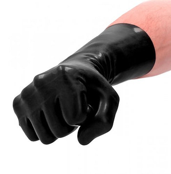 Fisting Latex Gloves