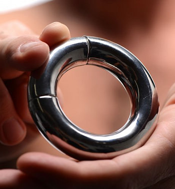 Stainless Steel Magnetic Ball Stretcher Szie