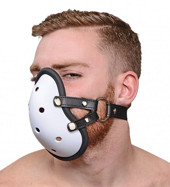 Musk Cup Muzzle With Model