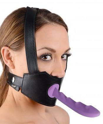 Dildo Face Harness