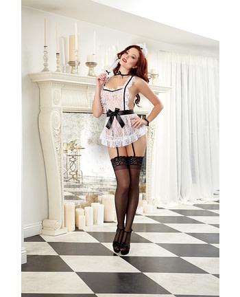 Lace Maid Costume