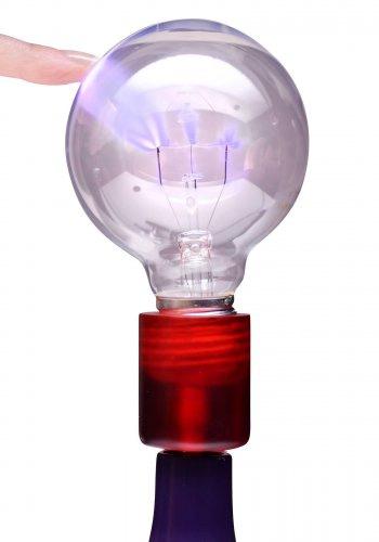 Twilight Violet Wand Light Bulb Adapter