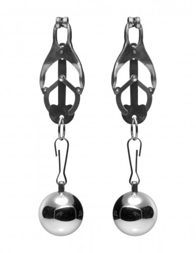 Weighted Japanese Clover Clamps