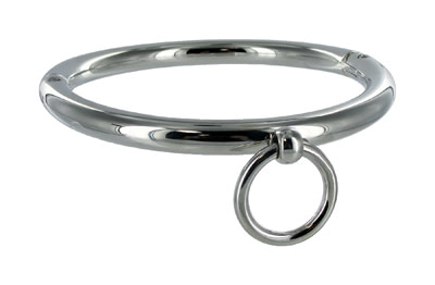 Rolled Steel Slave Collar