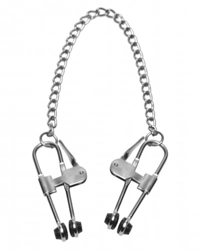 Nipple Press Style Clamps
