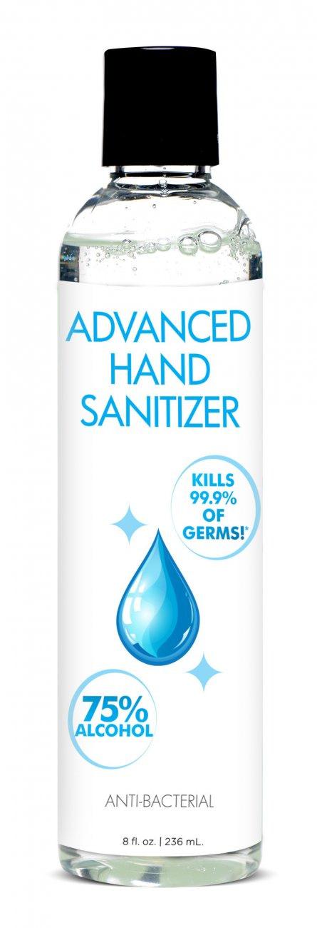 Advanced Hand Sanitizer 8 oz