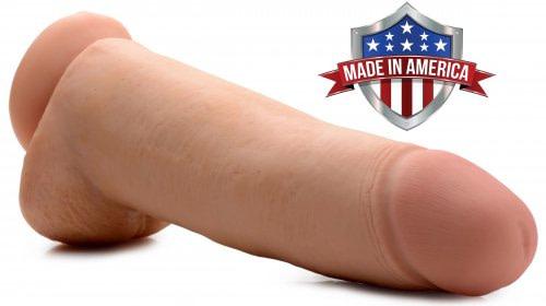 Realistic 12 Inch Dildo Made In America