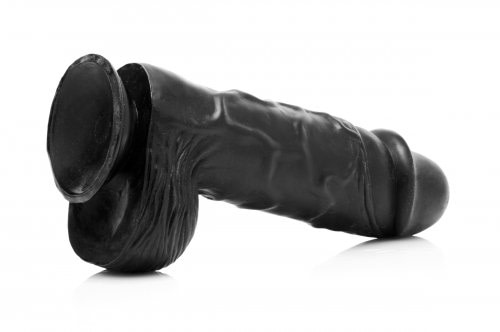 """Giant Black 10.5"""" Dong Suction Cup"""
