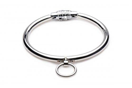 Combination Locking Slave Collar
