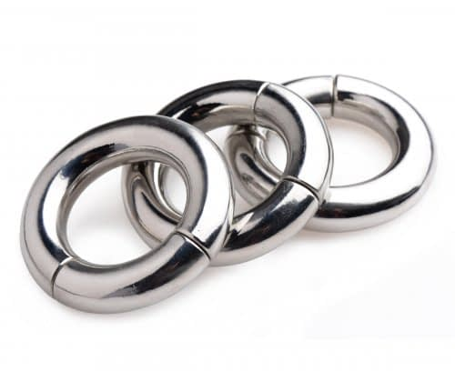Stainless Steel Magnetic Ball Stretcher 3 Pack
