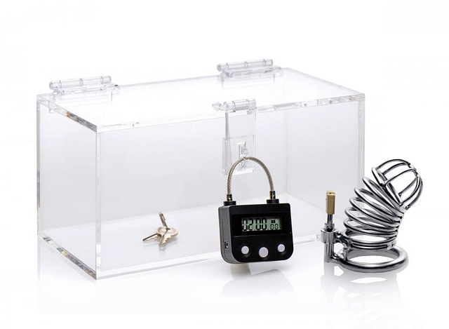 Time Lock Demo