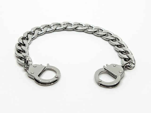 Cuffed Embracelet Separated