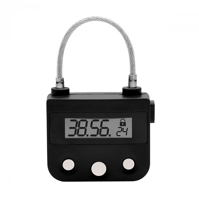 Time Lock Front View
