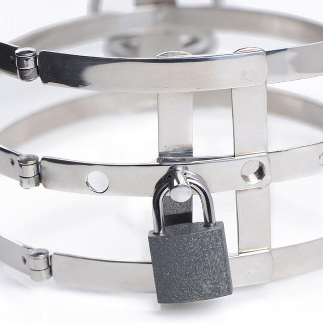 Trinity Collar Locked
