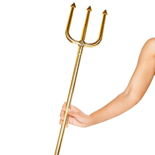 Gold Trident