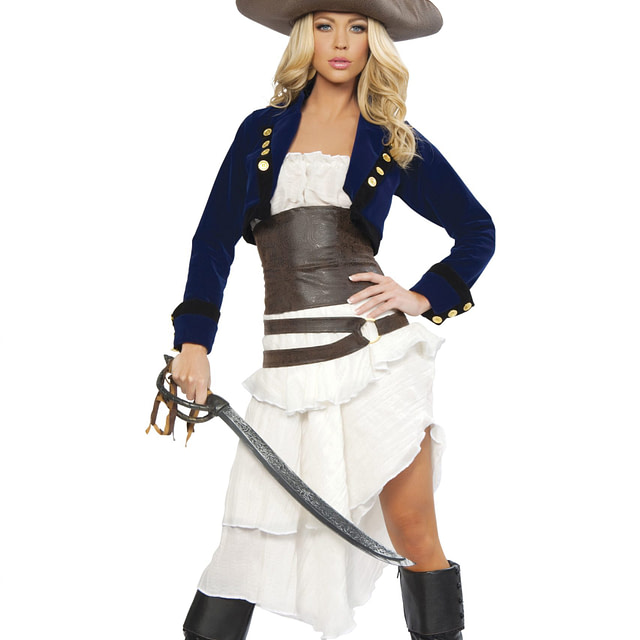 Colonial Pirate