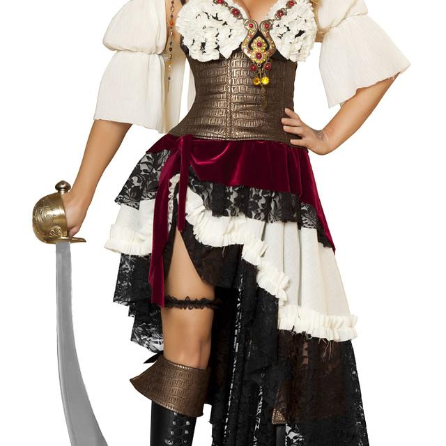 Sexy Pirateer