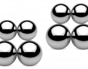 Magnetic Orbs Set