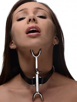 heretics fork with female model