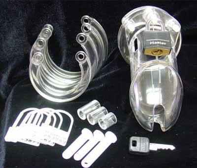 cb6000 Male Chastity Device Small