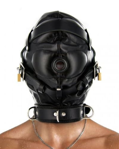 Complete Sensory Deprivation Hood