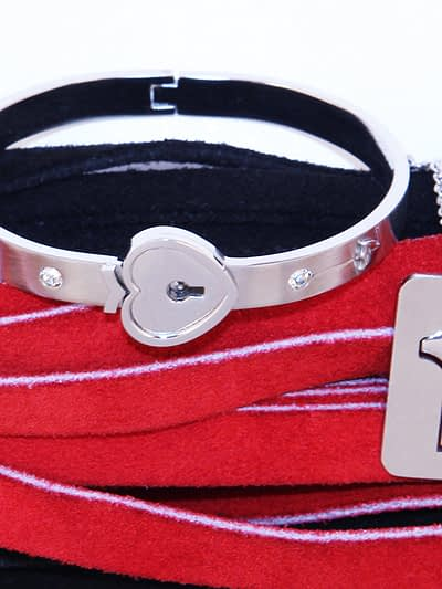 Locking Submissive Bracelet