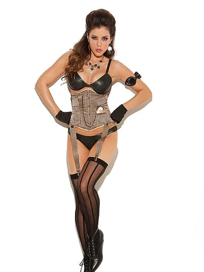 Steampunk Cincher