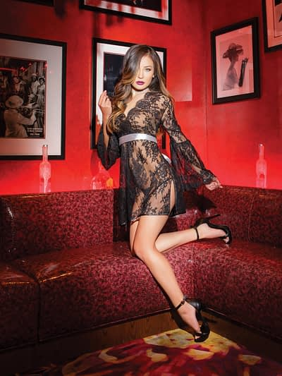 Cunning Lace Chemise