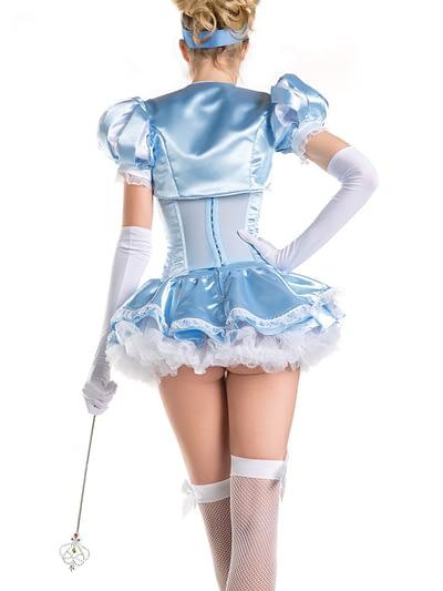 Fairytale Princess Back