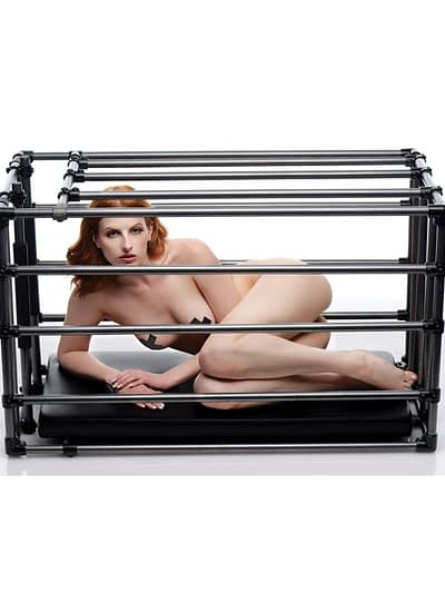 Adjustable Cage Demo 2