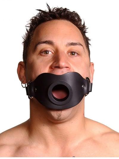 Feeder Locking Open Mouth Gag Demo