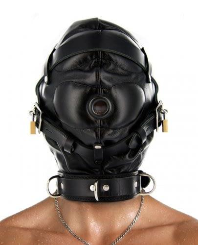 Complete Sensory Deprivation Hood