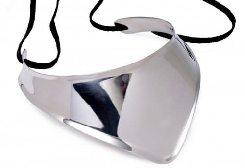 Elegant Steel Collar