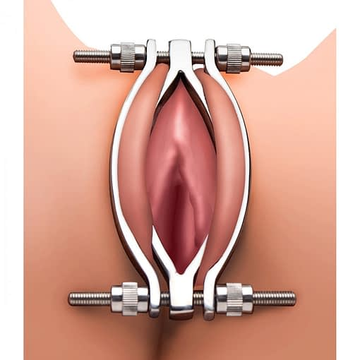 Adjustable Pussy Clamp Demo